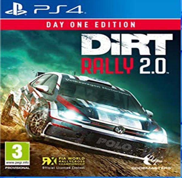 dirty rally edit