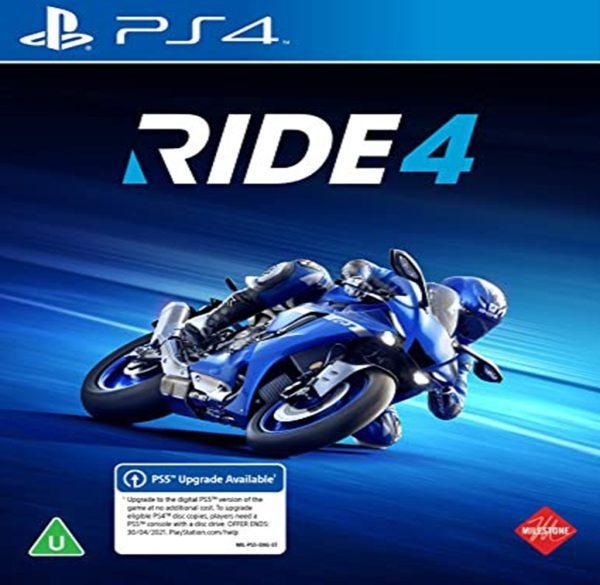 ride 4 edit