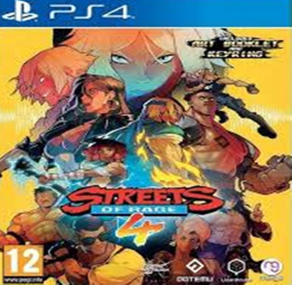 streets 4 ps4