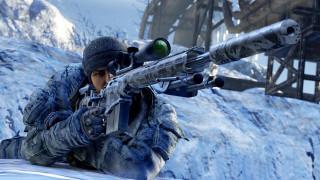 sniper thumb