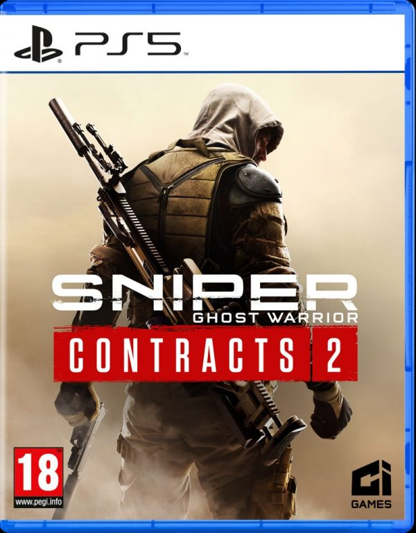 Sniper Ghost Warrior Contracts 2 - PS5 packshot