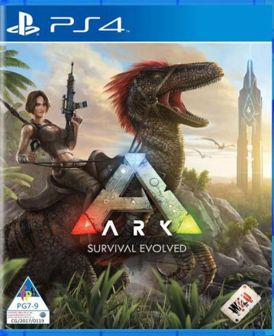 PS4-Ark-Survival